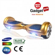 """6.5"""" Gold Segway Hoverboard"""