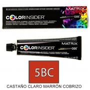 Matrix Color Insider 5BC MARRON COBRIZO tinte 60gr.