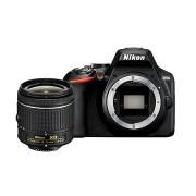 Nikon D3500 fekete + 18-55mm