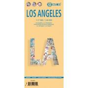 Plattegrond Los Angeles   Borch