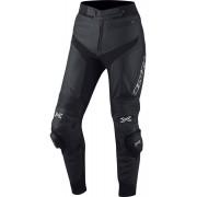 IXS Rouven Pantalones de cuero Negro 54