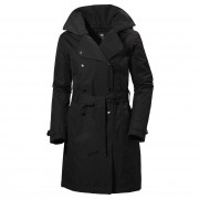Helly Hansen Womens Welsey Trench Insulated Parka Black M