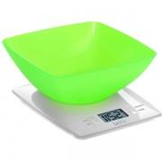 Cantar de bucatarie Laica KS1012E, 3kg, Verde