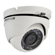 Dome IR TURBO HD 720P Hikvision DS-2CE56C0T-IRM + Discount la kit (Hikvision)
