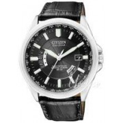 Citizen CB0010-02E Radio Controlled Svart/Läder Ø43 mm CB0010-02E