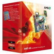 AMD CPU Richland A6-Series X2 6400K (3.9GHz,1MB,65W,FM2) box, Black Edition, Radeon TM HD 8470D AD640KOKHLBOX