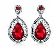 New Designer Heavy Onyx Earrings online Latest Designer Fashion Jewellery online