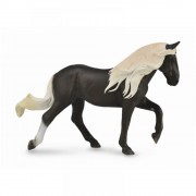 Figurina Figurina Rocky Mountain Mare - Chocolate XL, Collecta, COL88793XL, 18cm x 10.8cm