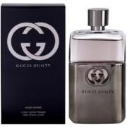 Gucci Guilty Pour Homme after shave pentru bărbați 90 ml