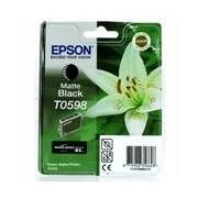 Epson T0598 Cartucho de tinta (Epson T059840) negro mate
