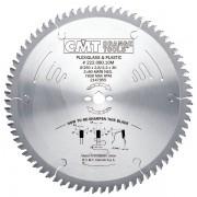 Диск с твърдосплавни пластини CMT 250/2.8/30 Z=80, за рязане на тънка