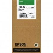 Epson T653B Patron Green 200ml (Eredeti) Stylus Pro 4900