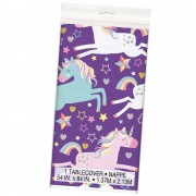 Unicorn Party Table Cover (Each)
