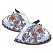 Semnalizator cristal/crom BMW Seria 3 Sedan E46 99-01