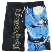 Iron Maiden EMP Signature Herren-Badeshort - Offizielles Merchandise S, M, L, XL, XXL, 3XL, 4XL, 5XL Herren