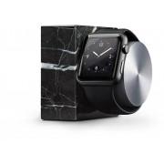 Native Union Dock Marble Edition (Apple Watch) - Svart