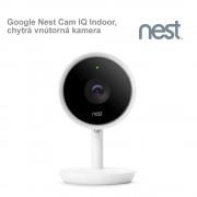 Google Nest Cam IQ Indoor, chytrá vnútorná kamera