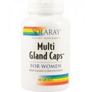 Multi Gland Caps For Women, 90 capsule