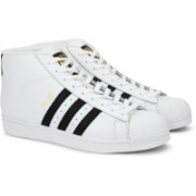 ADIDAS ORIGINALS PRO MODEL Sneakers For Men(White, Black)