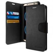 Capa Tipo Carteira Mercury Goospery Sonata Diary per Samsung Galaxy S8 - Preto