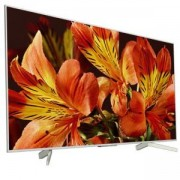 Телевизор Sony KD-49XF8505 49 инча 4K HDR TV BRAVIA Triluminos, Edge LED with Frame dimming, Processor X1, Android TV 7.0, XR 800Hz, DVB-C / DVB-T/T2