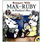 Max and Ruby in Pandora's Box, Paperback