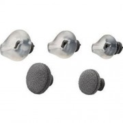 Plantronics 72913-01 Spare Eartip Kit, Foam (qty 2) & Gel (qty 3) - W730, W430, Cs530, Wo200, Cs70n