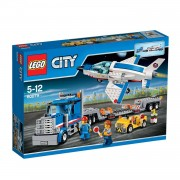 LEGO City ruimte trainingsvliegtuig transport 60079