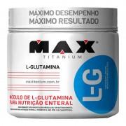 L Glutamina Max Titanium 300g