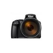 Câmera Nikon P1000, Zoom 125X, 4K, Wi-Fi
