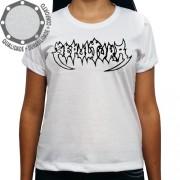 Camiseta Sepultura Logo
