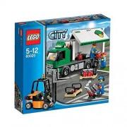 LEGO (LEGO) City Air Cargo truck 60020