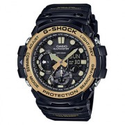 Ceas barbatesc Casio G-Shock GN-1000GB-1AER Gulfmaster Twin Sensor Vintage Black&Gold