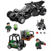 Lego Super Heroes Kryptonite Interception 76045