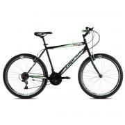"Capriolo CAPRIOLO bicikl MTB PASSION M 26""/18HT crna-bijela-zelena"