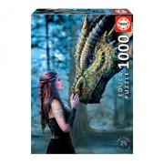Puzzle Once Upon a Time, Anne Stokes, 1000 piese
