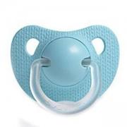 Бебешка силиконова залъгалка - Evolution - момче, Sauvinex, 254018