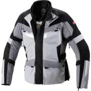 Spidi Alpentrophy H2Out Moto textilní bunda M Černá Šedá