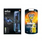 Trimer Braun HC5030 + poklon Gillette fusion brijač