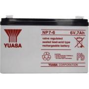 Acumulator de plumb Yuasa NP 7 - 6