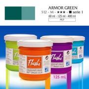 Flashe akrilfesték, 125 ml - 512, armor green