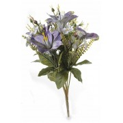 Buchet crini artificiali Blue