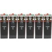 Batería Solar Estacionaria 1.874ah C100, 6 Baterías De 2v Sunlight 12