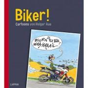 MOTOmania Biker Comic