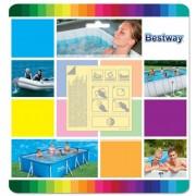 Zakrpice – Set za popravak bazena, čamca & Više Bestway