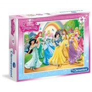 Puzzle Clementoni Printesele Disney, 30 piese