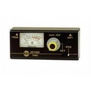 102 MEDIDOR ROE ZETAGI 3-200 Mhz 500W CB &VHF