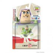 Disney Interactive Infinity Exclusive Game Figure CRYSTAL Buzz Lightyear [Translucent]