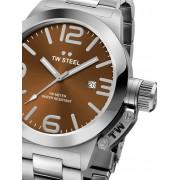 Ceas barbatesc TW-Steel CB21 Canteen Bracelet 45mm 10ATM