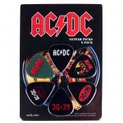 ponturi AC / DC - PERRIS PIELE - ACDC1